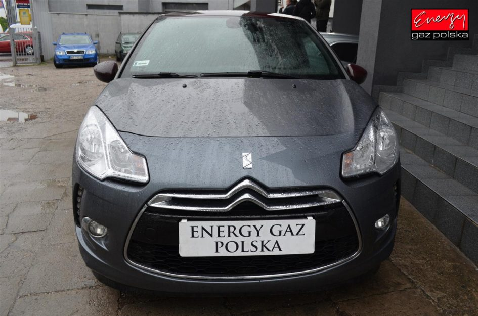 CITROEN DS3 1.6 120KM 2010R LPG