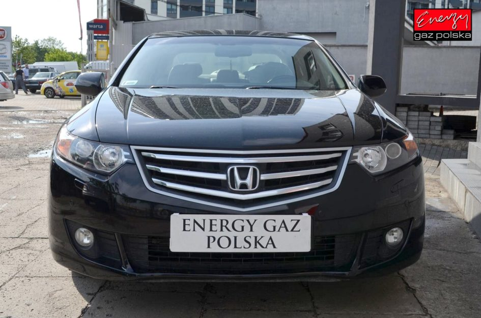HONDA ACCORD 2.0 155KM 2010R LPG