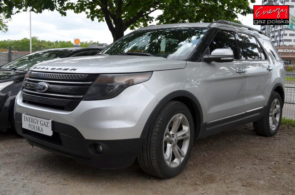 FORD EXPLORER 3.5 290KM 2013R LPG
