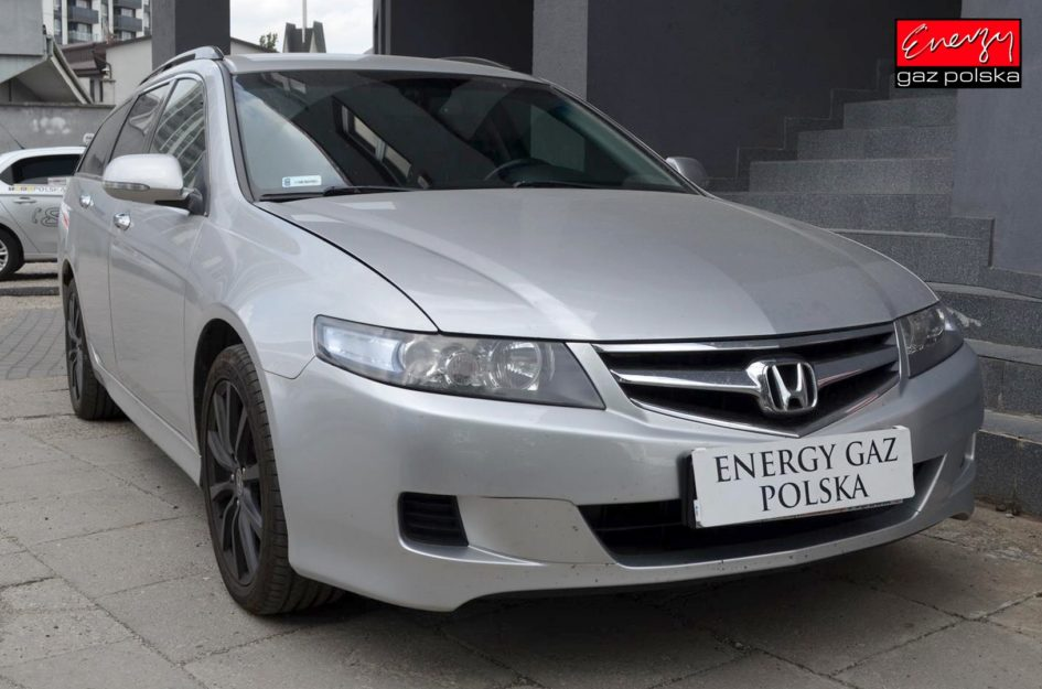 HONDA ACCORD 2.0 150KM 2006R LPG