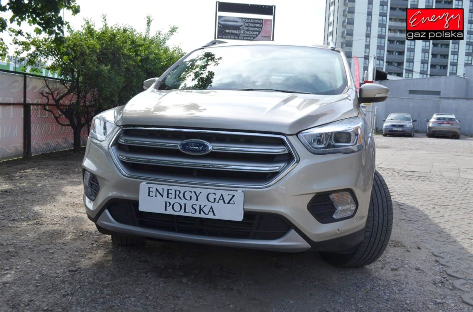 FORD ESCAPE 2.0 243KM 2017R LPG