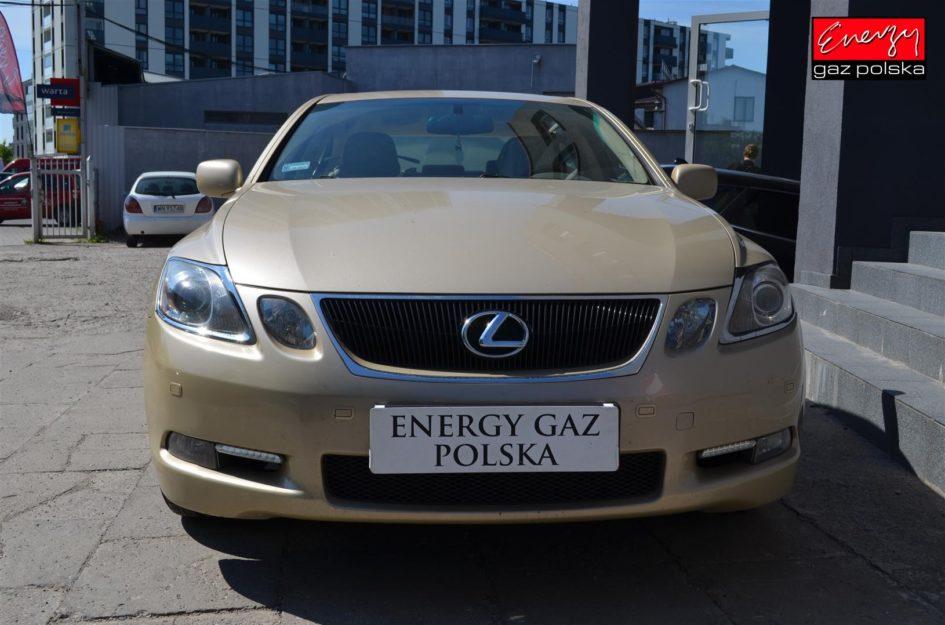 LEXUS GS 300 3.0 249KM 2005R LPG