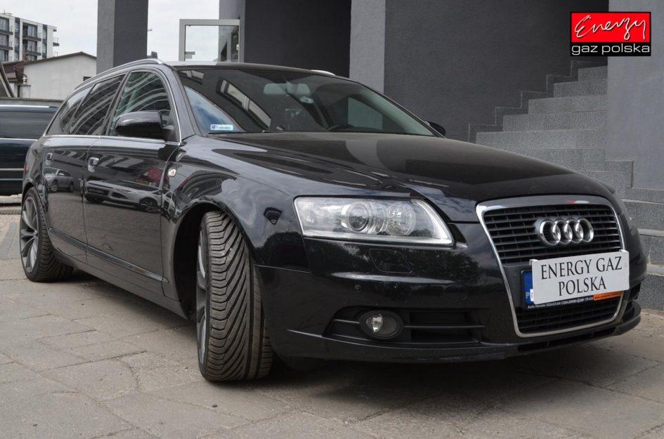 AUDI A6 3.2 FSI 255KM 2006R LPGAUDI A6 3.2 FSI 255KM 2006R LPG