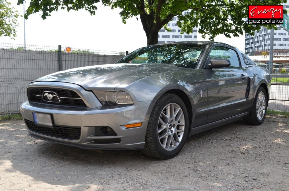 FORD MUSTANG 3.7 305KM 2013R LPG