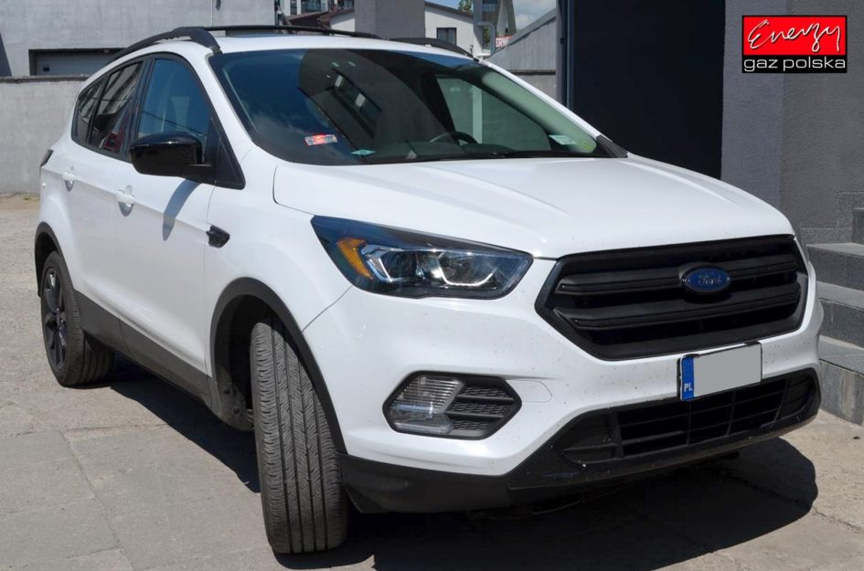 FORD ESCAPE 1.5 182KM 2017R KME SKY DIRECT LPG