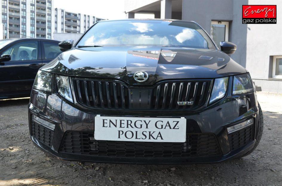 SKODA OCTAVIA 2.0 245KM 2019R LPG