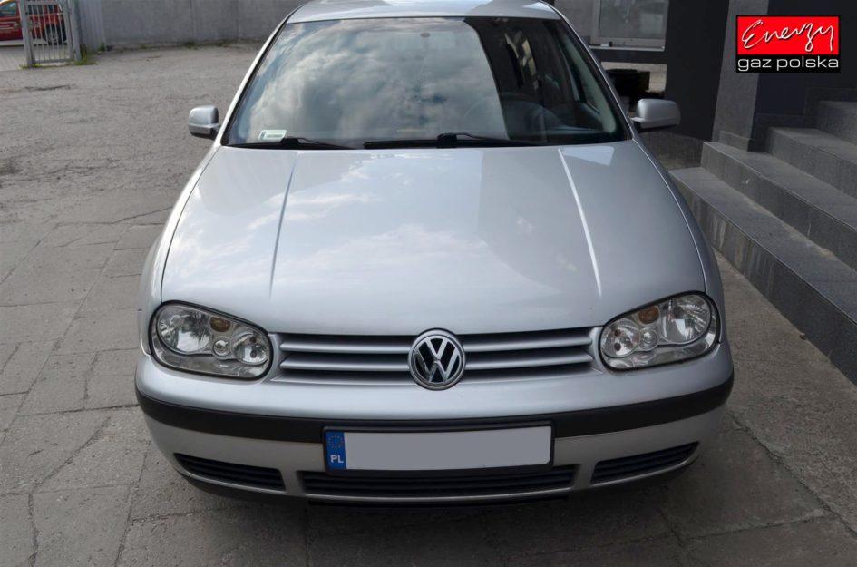 VW GOLF 1.6 102KM 2002R LPG