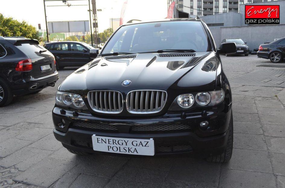 BMW X5 4.4 320KM 2004R LPG