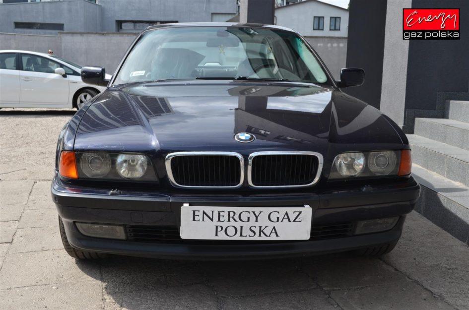 BMW E38 4.4 286KM 1997R LPG