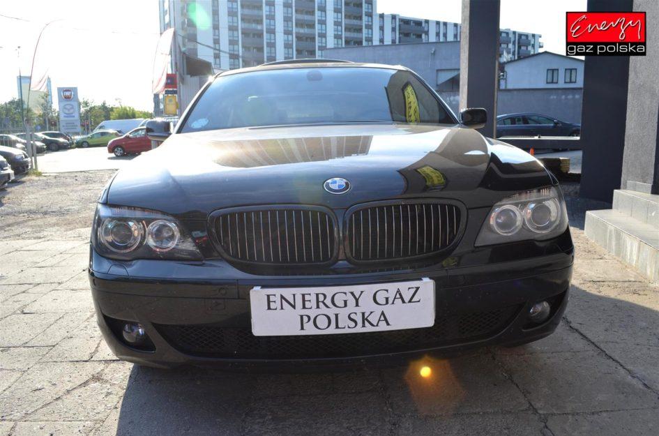 BMW E65 4.8 367KM 2006R LPG