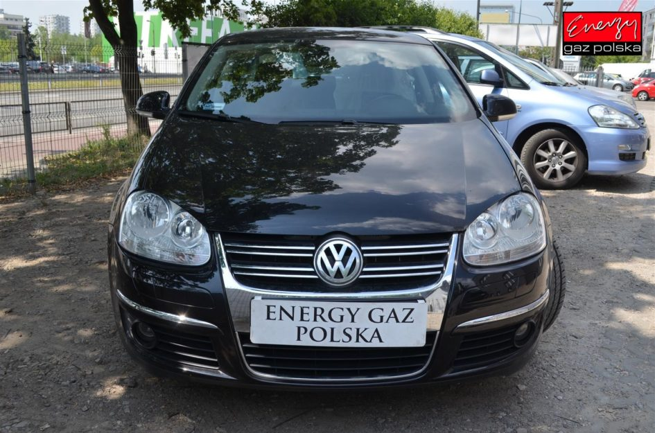 VW JETTA 1.6 105KM 2010R LPG