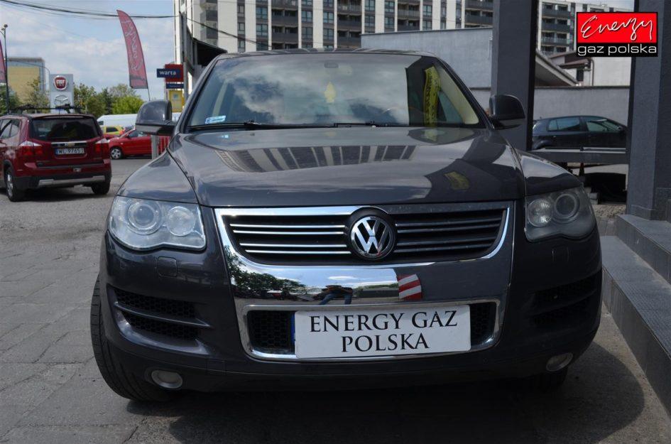 VW TOUAREG 4.2 350KM 2007R ZAVOLI DIRECT LPG