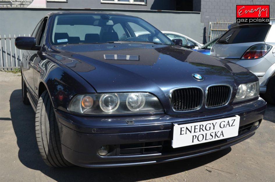 BMW E39 3.0 231KM 2002R LPG