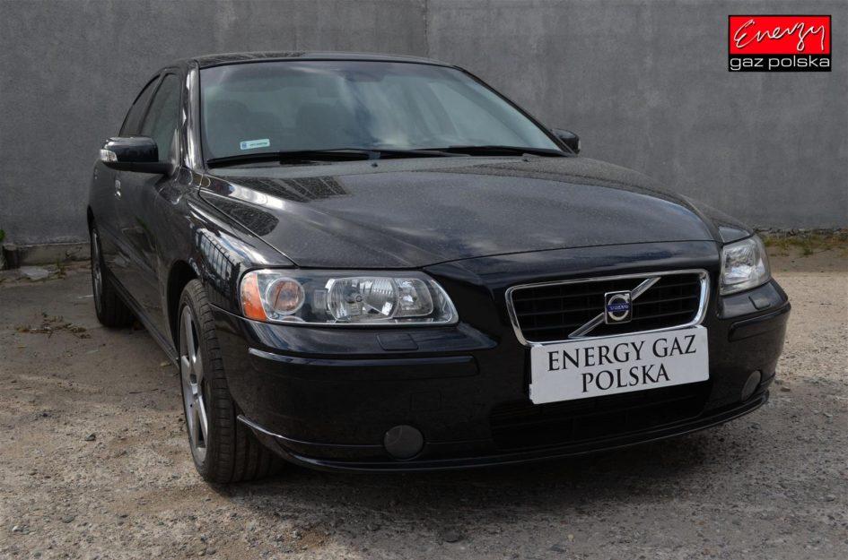 VOLVO S60 2.4 260KM 2007R LPG