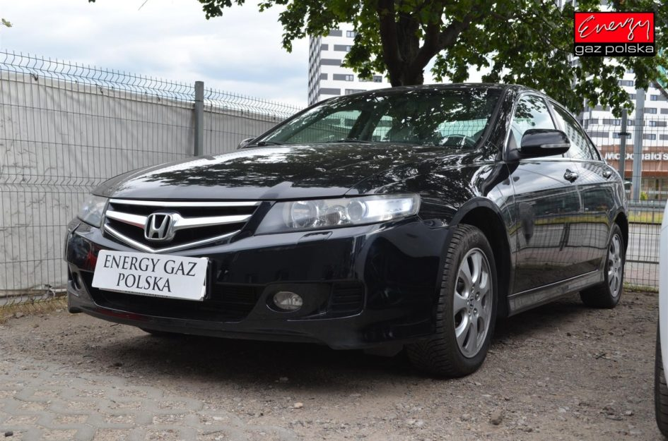 HONDA ACCORD 2.0 155KM 2007R LPG
