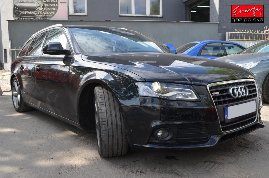 AUDI A4 1.8T 160KM 2009R LPG