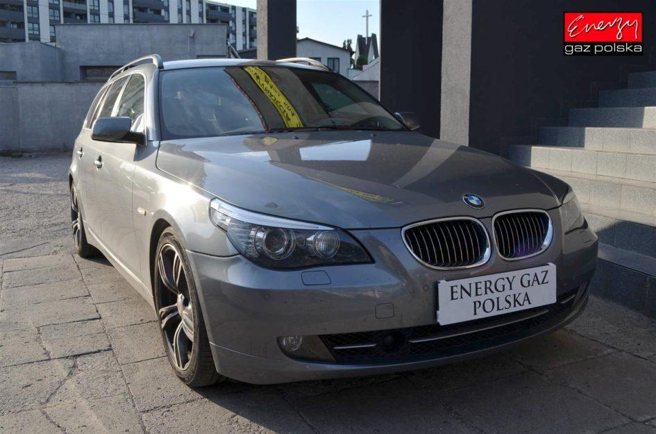 BMW E60 4.8 367KM 2006R LPG