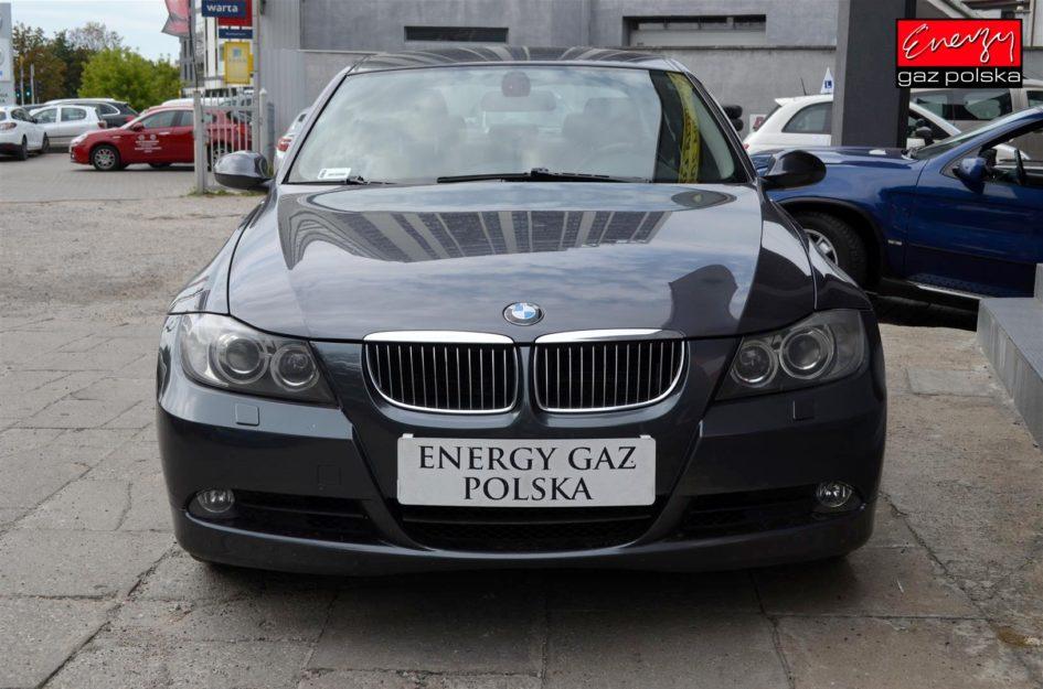 BMW E90 2.5 218KM 2006R LPG