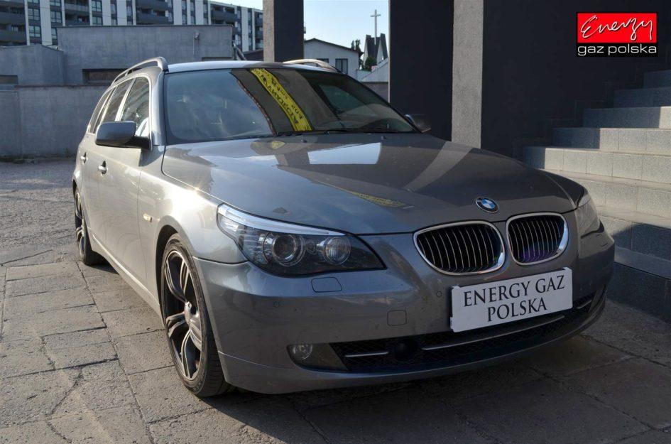 BMW E60 4.8 367KM 2007R LPG
