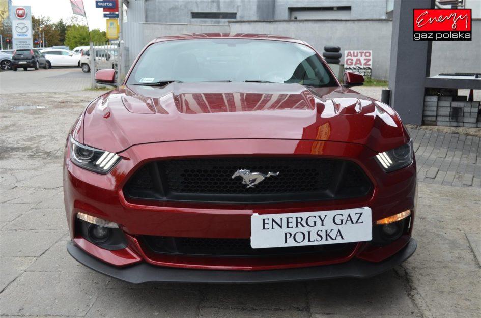FORD MUSTANG 5.0 V8 440KM 2017R LPG
