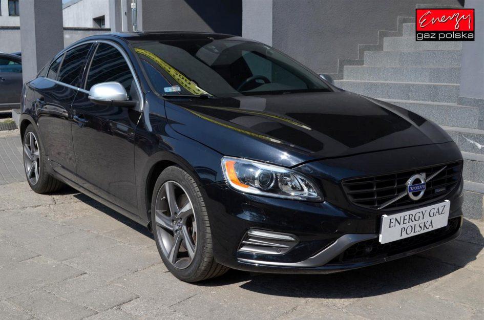 VOLVO S60 3.0 329KM 2015R LPG