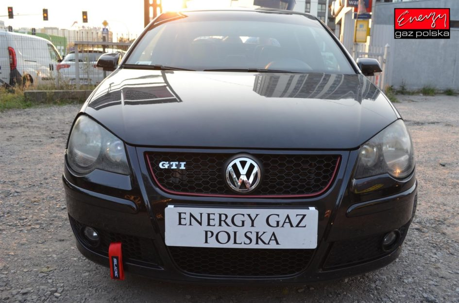 VW POLO 1.8T 150KM 2006R LPG