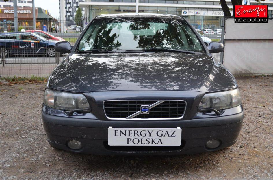 VOLVO S60 2.3T 250KM 2001R LPG