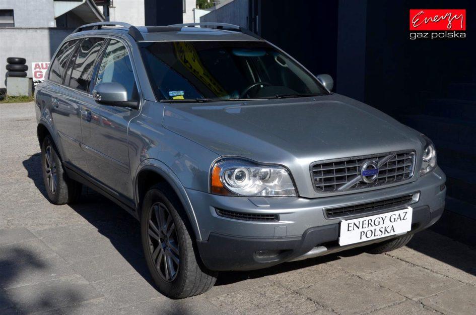 VOLVO XC90 3.2 243KM 2011R LPG