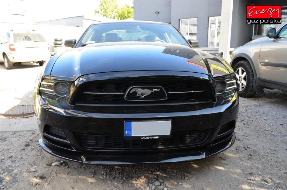 FORD MUSTANG 3.7 320KM 2014R LPG
