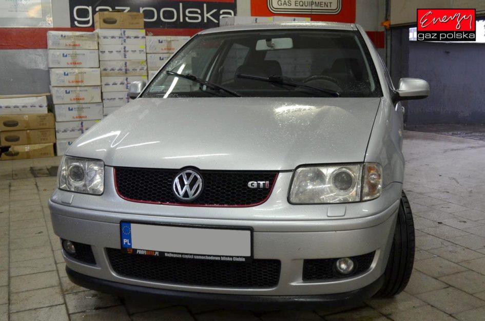 VW POLO 1.6 125KM 2000R LPG