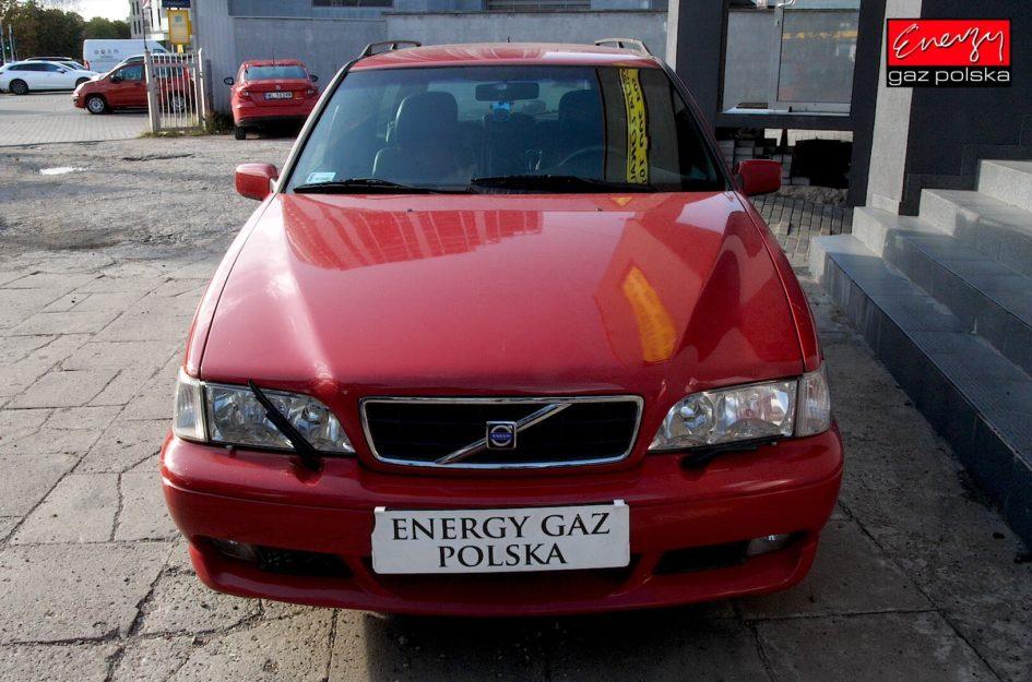 VOLVO V70 2.3 240KM 1997R LPG