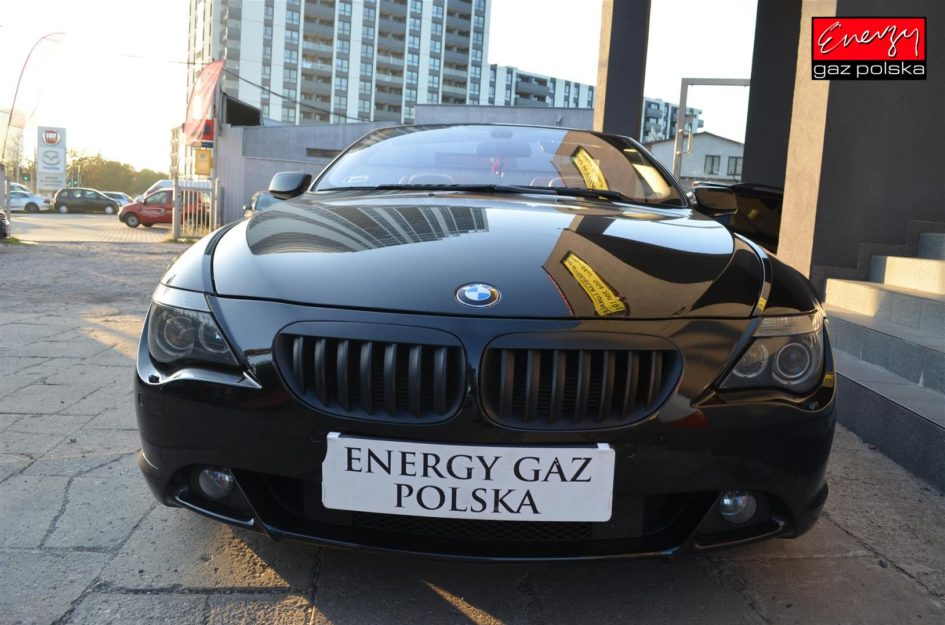 BMW 650 4.8 355KM 2006R LPG