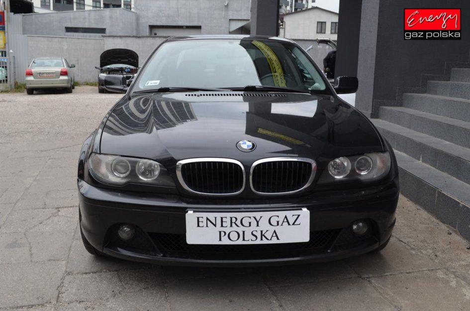 BMW E46 2.2 170KM 2004R LPG