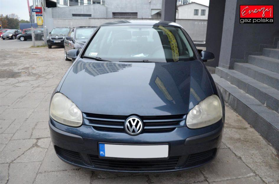 VW GOLF 1.4 75KM 2005R LPG