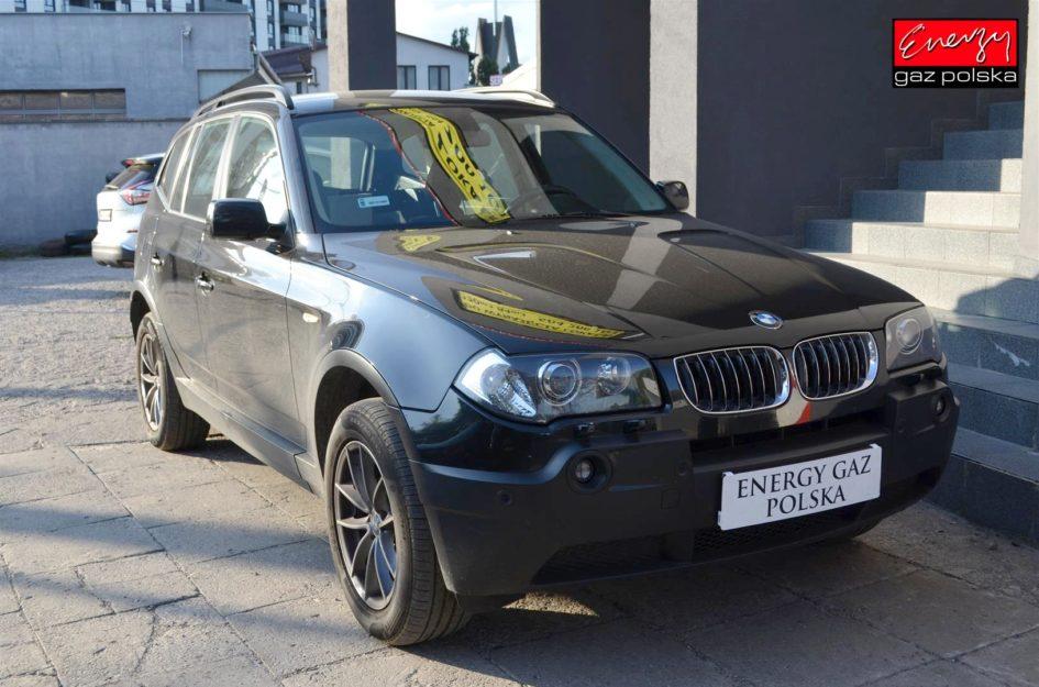 BMW X3 3.0 231KM 2006R LPG
