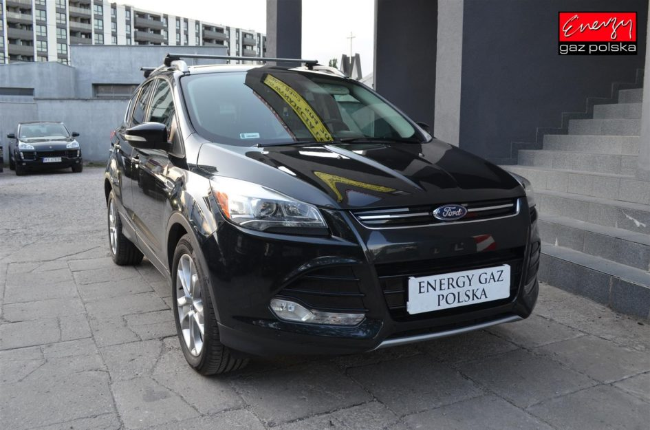 FORD ESCAPE 1.6T 180KM 2013R LPG