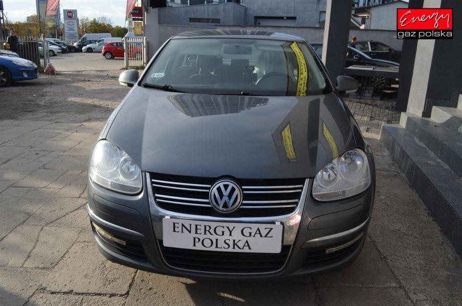 VW JETTA 1.6 102KM 2008R LPG