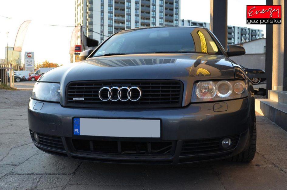 AUDI A4 1.8T 2004R LPG