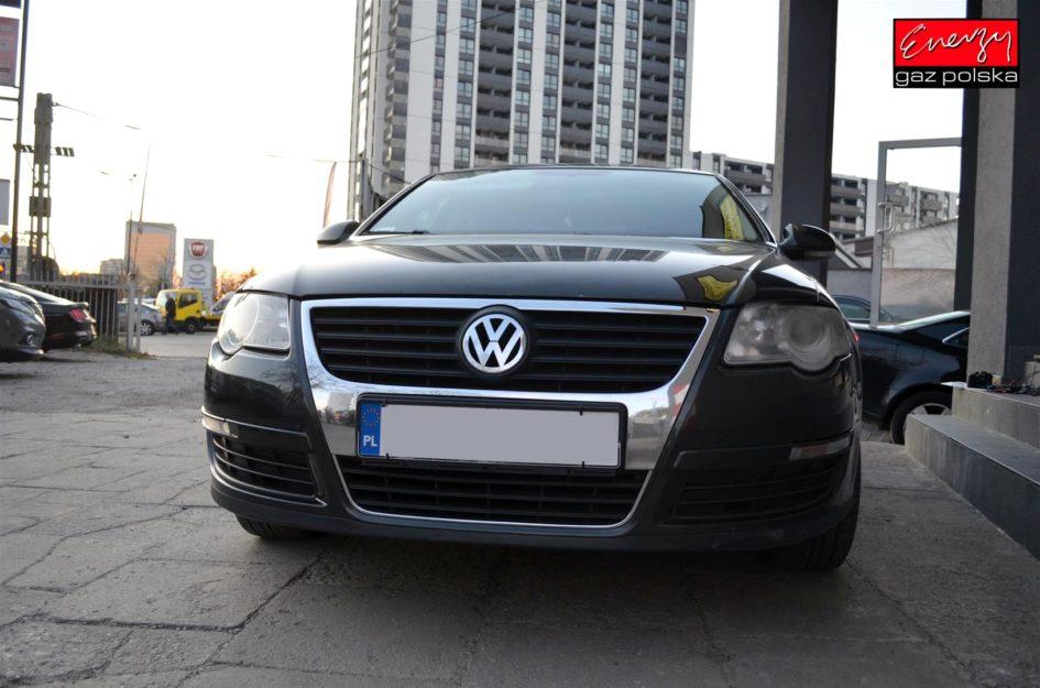VW PASSAT 2.0 150KM 2006R LPG