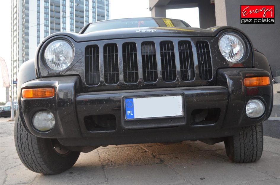 JEEP LIBERTY 3.7 211KM 2004R LPG