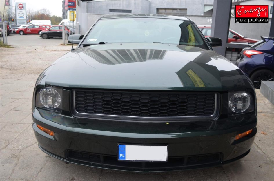 FORD MUSTANG 4.6 320KM 2008R LPG