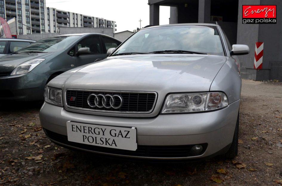 AUDI A4 1.8T 150KM 1999R LPG