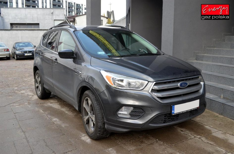 FORD ESCAPE 1.5 172KM 2017R LPG