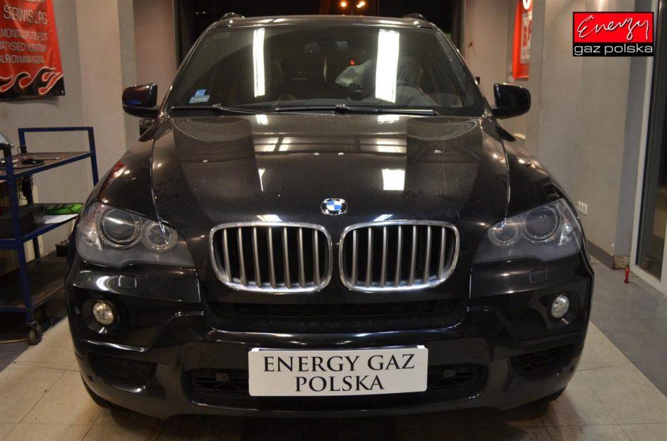 BMW X5 4.8 355KM 2009R LPG
