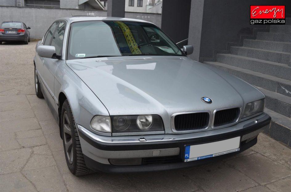 BMW 740i 4.0 286KM 1994R LPG