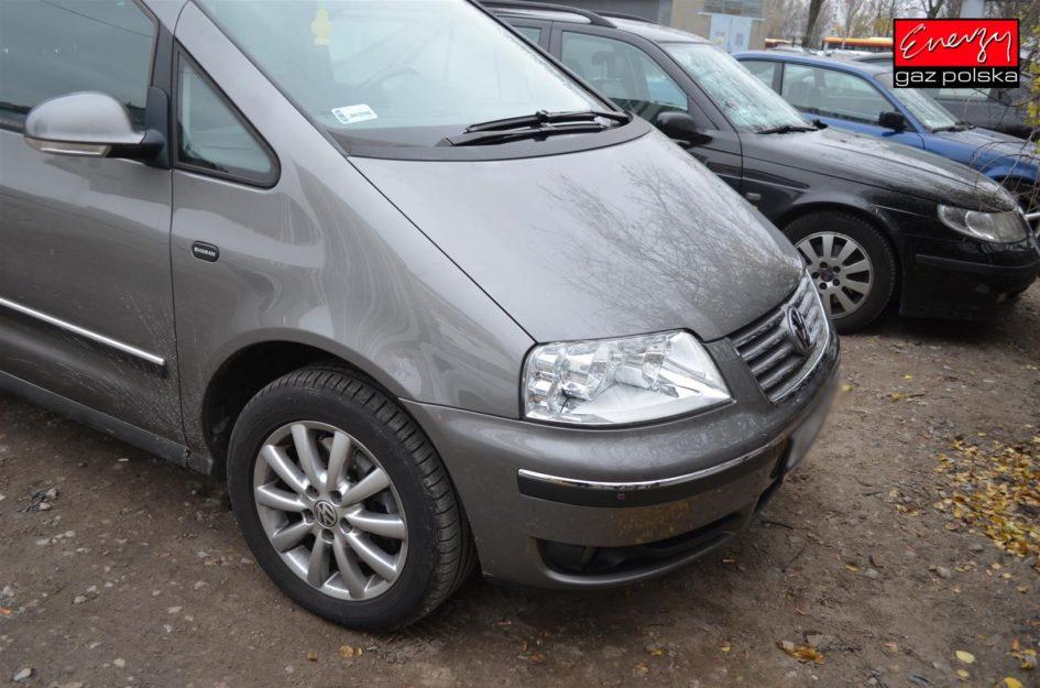 VW SHARAN 1.8T 150KM 2007R LPG
