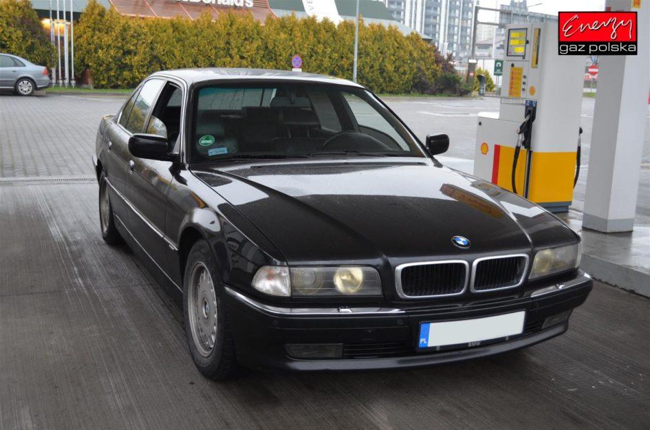 BMW 740 E38 4.0 286KM 1994R LPG