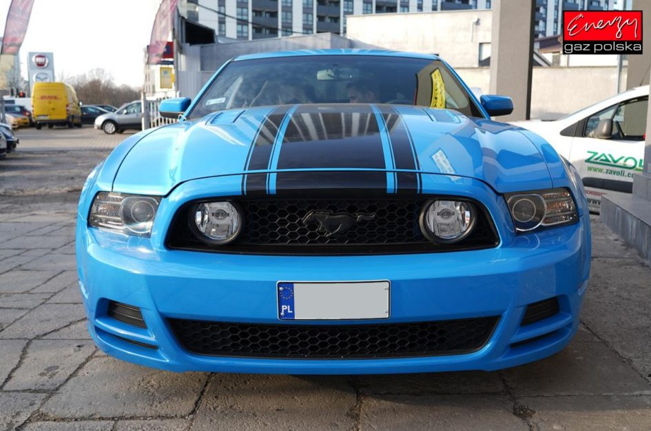FORD MUSTANG 5.0 470KM 2014R LPG