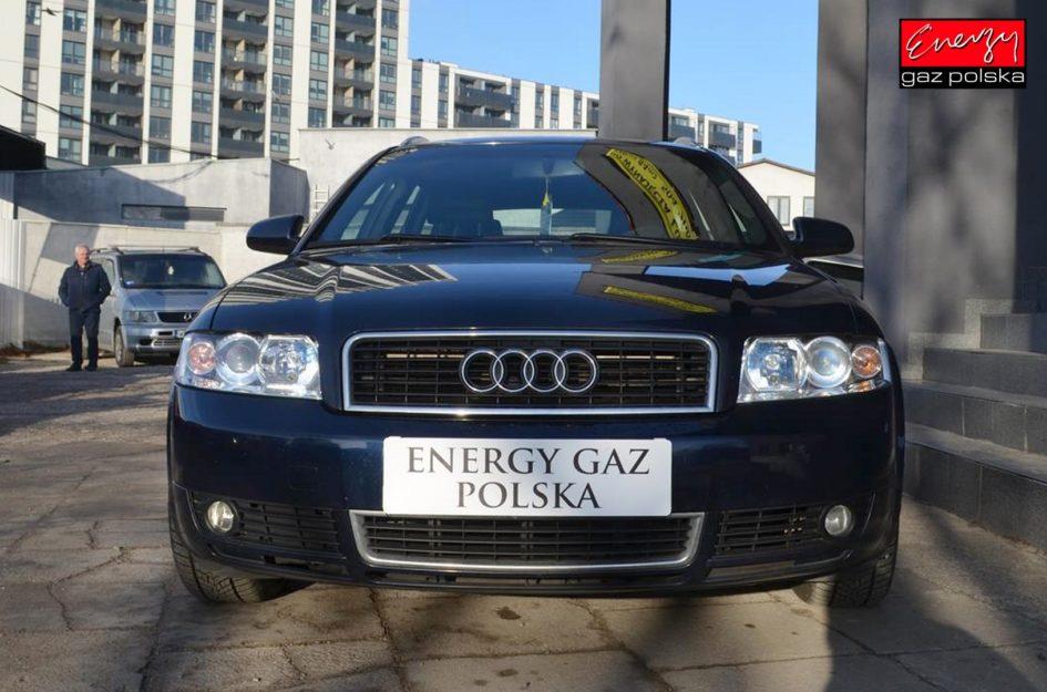 AUDI A4 1.8 163 KM 2004R LPG