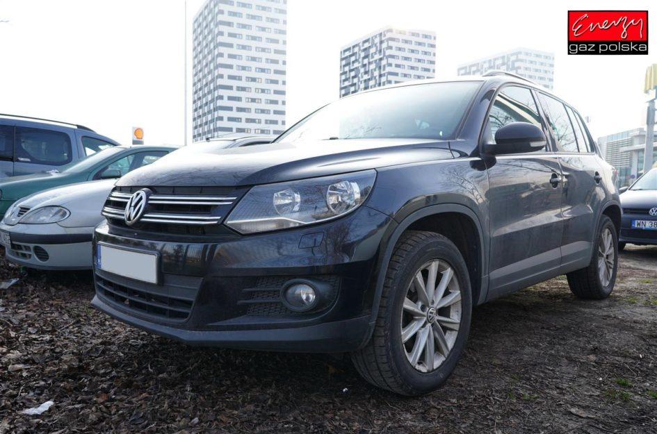 VW TIGUAN 2.0 200KM 2014R LPG